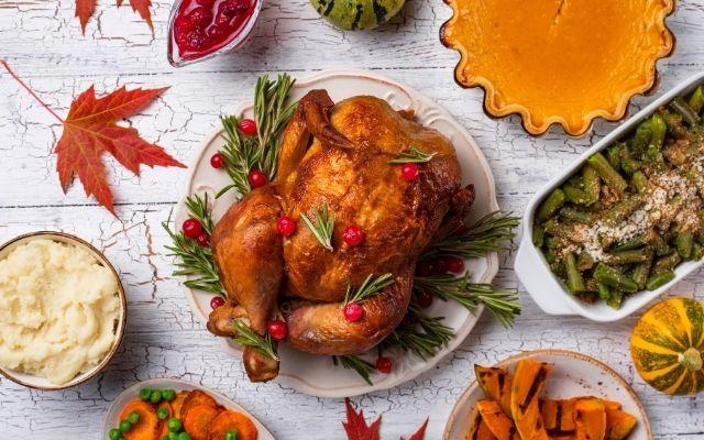 Holiday Eating and Macro Tracking