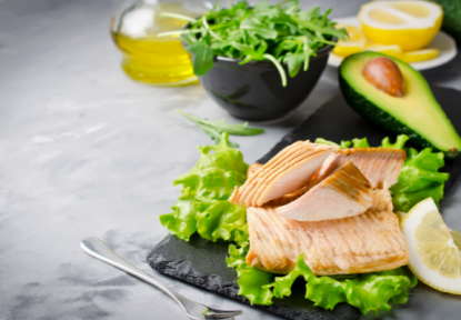 5 HEALTHY FOODS YOU SHOULD BE EATING