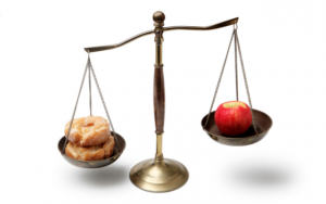 Finding balance in food